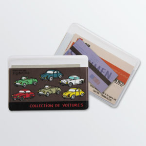 Porte-tickets Auto Retro-0