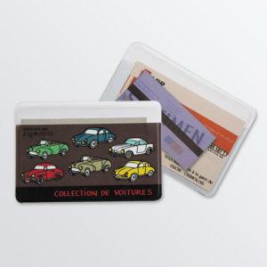 Porte-tickets Auto Retro-0