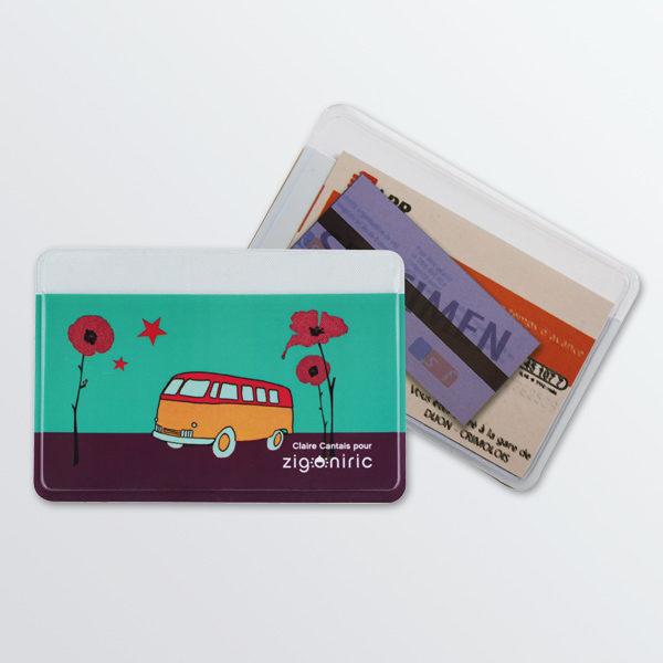 Porte-tickets Ville de Rêve-0