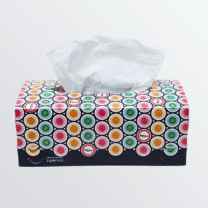 Boîte à mouchoirs Branché-0