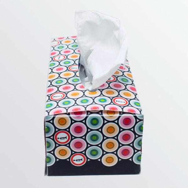 Boîte à mouchoirs Branché-547