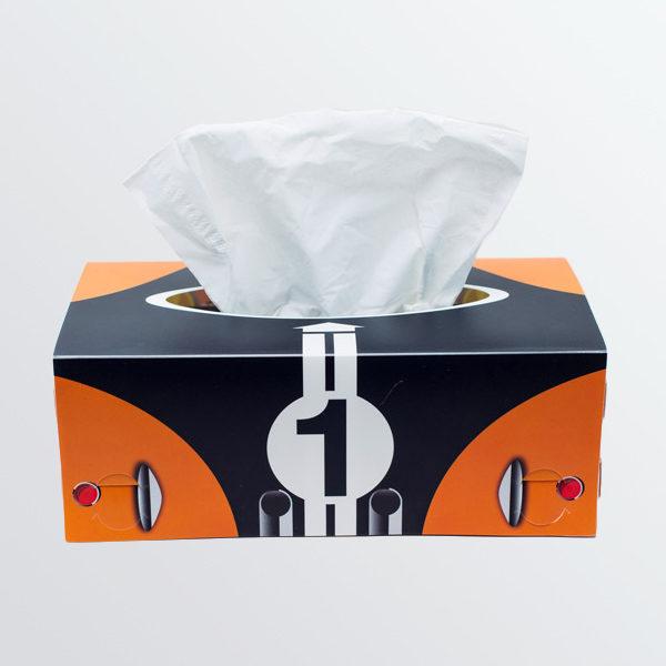 Boîte à mouchoirs Races-544