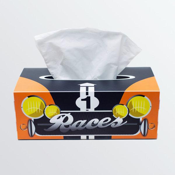 Boîte à mouchoirs Races-0