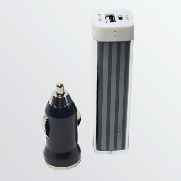 Chargeur - Batterie de Secours Rechargeable Mer - 2600 mAh-777