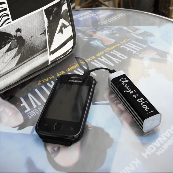 Chargeur - Batterie de Secours Rechargeable Mer - 2600 mAh-778