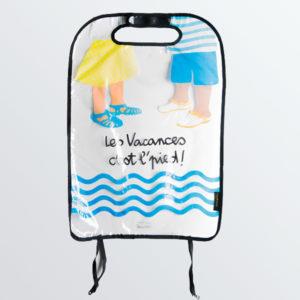 Protège dossier Vacances-0