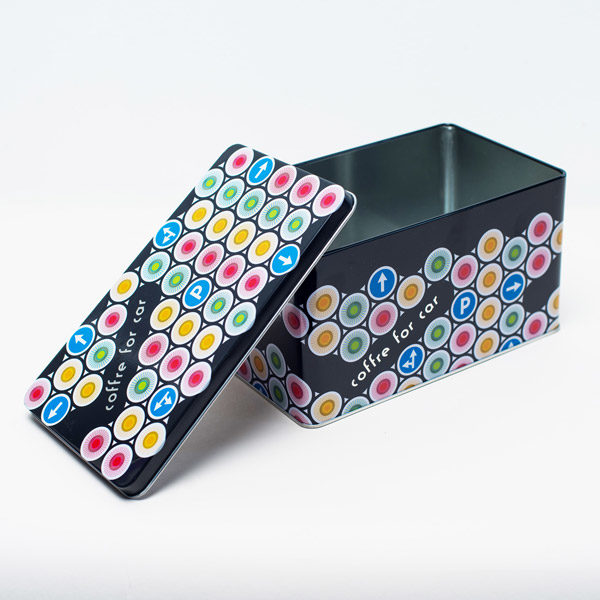 Boîte en métal Branché-390