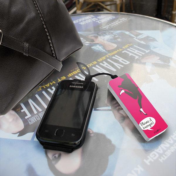 Chargeur - Batterie de Secours Rechargeable Couture - 3000mA-747