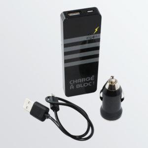 Chargeur - Batterie de Secours Rechargeable Mer - 3000mAh-0