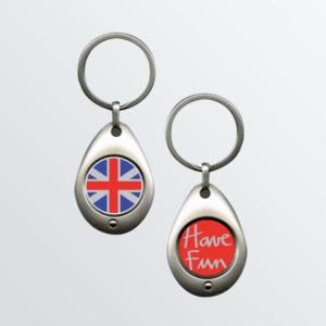 Porte-clefs drapeau Angleterre